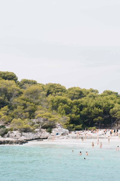 Best Beaches Menorca - Cala en Turqueta