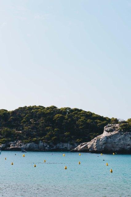 Best Beaches Menorca - Cala Galdana