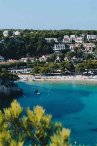 Best Beaches Menorca - Cala Galdana