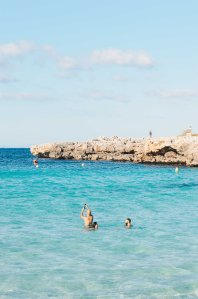 Best Beaches Menorca - Cala n Bosch