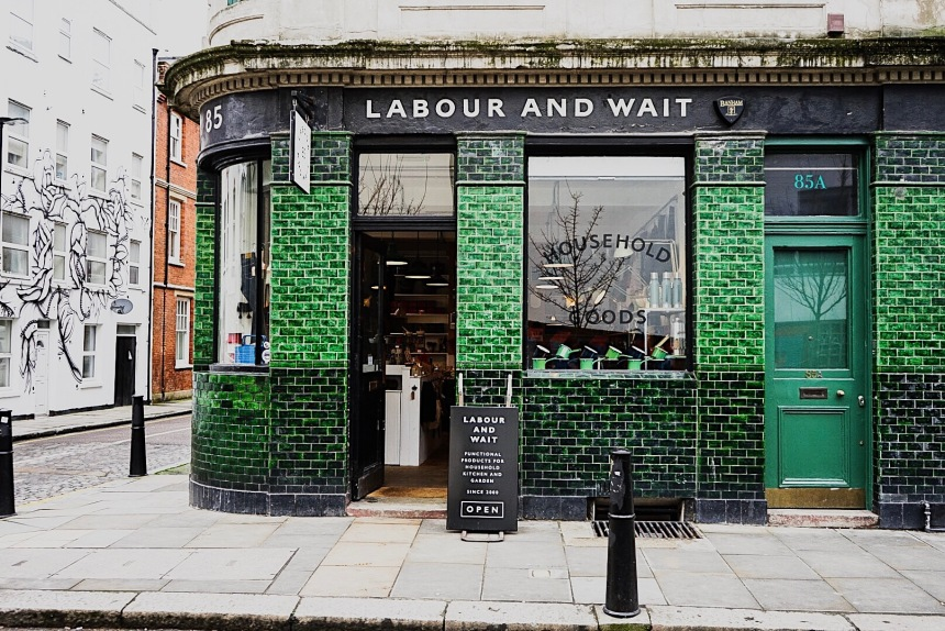 Labour and Wait - London Shoreditch 7