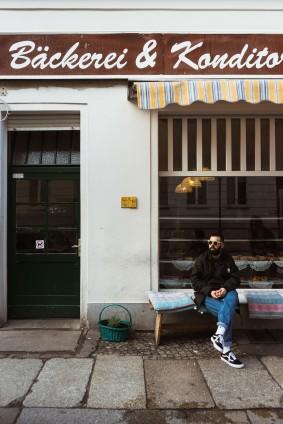 Bäckerei und Konditorei W Balzer Berlin