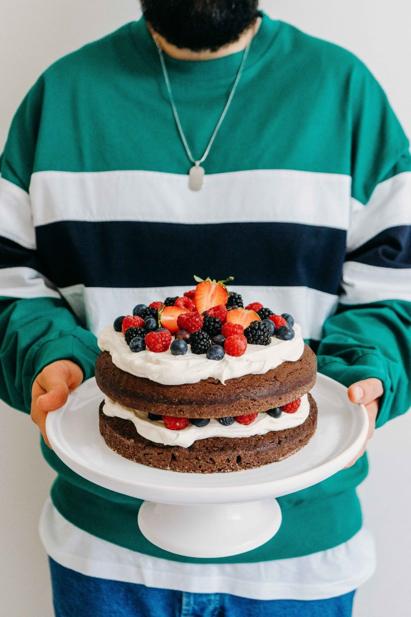 Cooking with.. Yotam Ottolenghi: Chocolate Birthday Cake