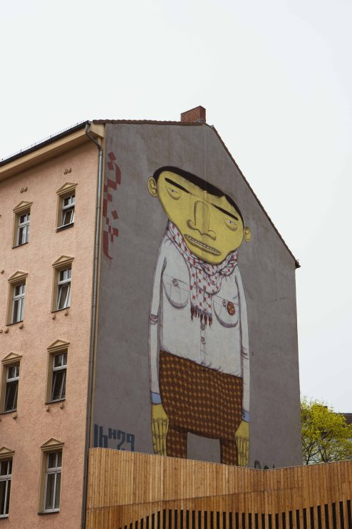Exploring West Berlin