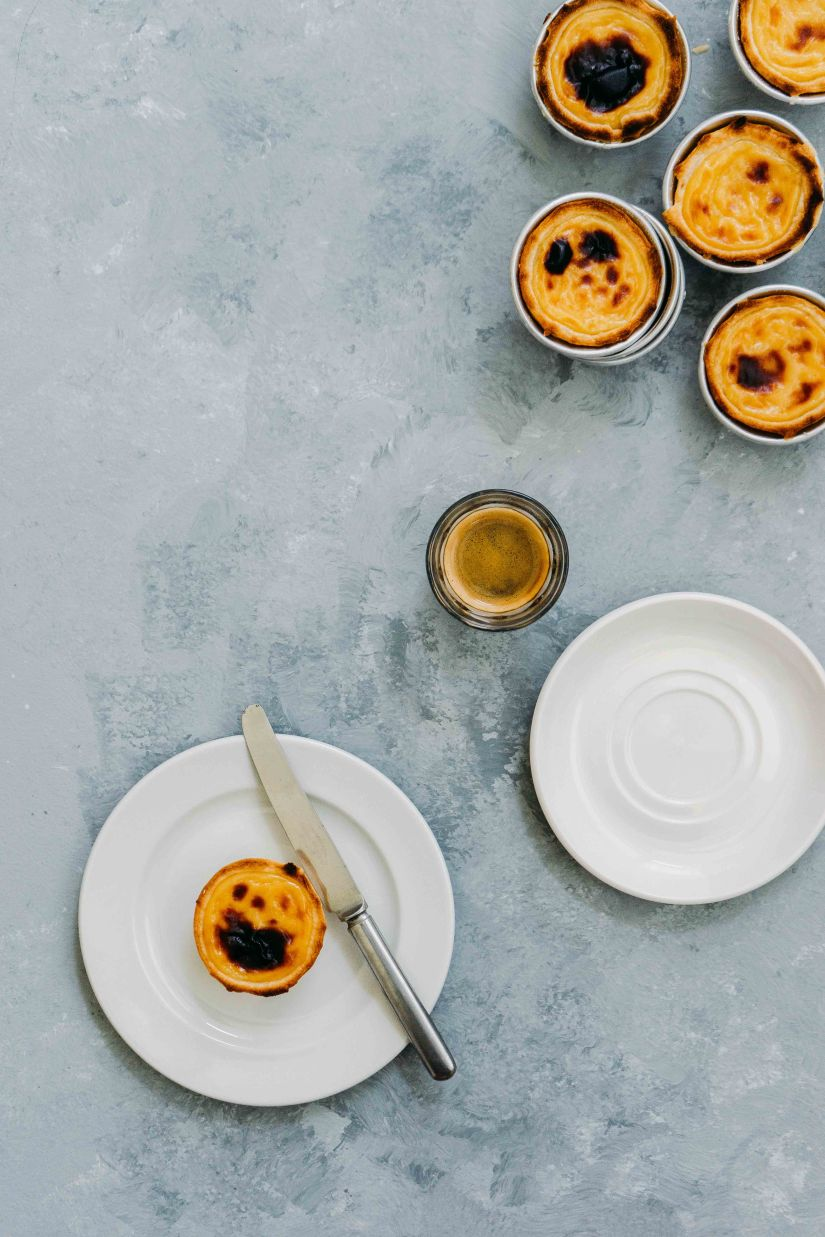 Cooking with… Nuno Mendes: Pastel de Nata