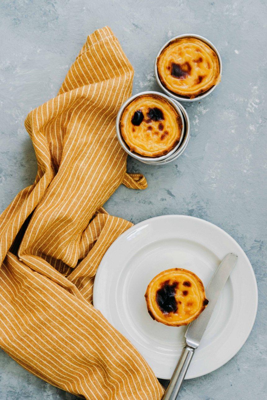 Pastel de Nata Recipe -Pastel de Nata Recipe - Nuno Mendes Nuno Mendes