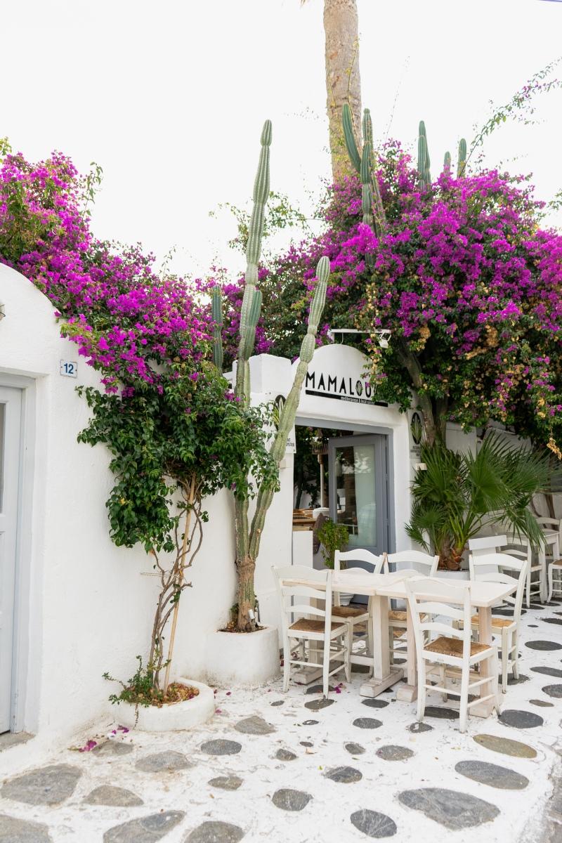 5 Dias em Mykonos: Um Adeus ao Verão!