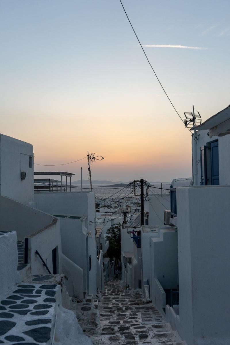 5 Dias em Mykonos - Um Adeus ao Verão! (Parte II)